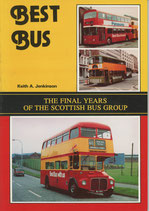 Best Bus – the final years of the Scottish Bus Group