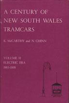 NSW Tramcar Handbook  Volume Two