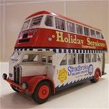 TX6J Stradbroke Holiday Services AEC Regent III
