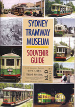 Sydney Tramway Museum. Souvenir Guide