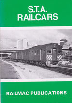 STA Railcars by Steve McNicol