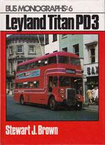 Leyland Titan PD3 by Stewart J Brown