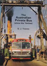 The Australian Private Bus -Greg Travers