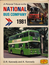 National Bus Company 1981 by DR and A Kennedy