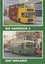Bus Handbook 4: East Midlands