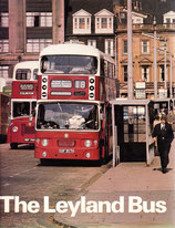 The Leyland Bus Doug Jack 1st ed.
