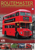 Routemaster : Celebrating the 60th Anniversary of a British Icon  edited from BUSES Magazine