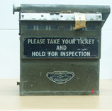 Automatic ticket machine 'SOLOMATIC'