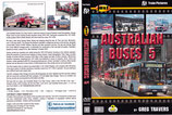 Just Australian Buses 5  double DVD set