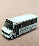 TX14C Shorelink Mercedes Benz Minibus second hand very good condition