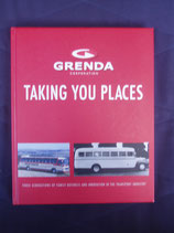 Taking You Places  by Ken Grenda.    AS NEW!