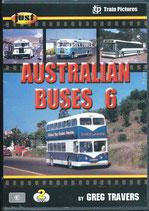 Just Australian Buses 6  double DVD set