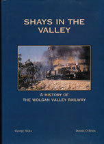 Shays in the Valley  by George Hicks and Dennis O'Brien in as new condition