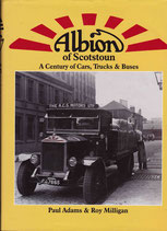 Albion of Scotstoun. by Paul Adams and Roy Milligan