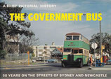 The Government Bus  -  A Pictorial History by Greg Travers