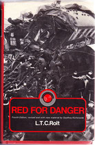 RED FOR DANGER    LTC Rolt