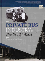 The Private Bus Industry in New South Wales  by John Birchmeier