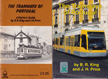 Tramways of Portugal by BR King and JH Price