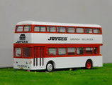 TX10B Joyces Leyland Atlantean not in original carton. 2nd hand as new