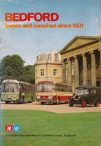 Beddford Buses and Coaches since 1931  pub   by Vauxhall UK