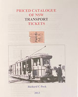 Priced Catalogue of NSW Transport Tickets
