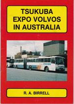 TSUKUBA EXPO VOLVOS IN AUSTRALIA by RA Birrell