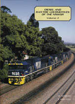 Diesel and Electric Locomotives of NSWGR vol. 3 by M Morahan and  R Merchant as new condition