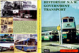 History of NSW Government Transport double DVD