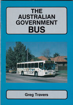 The Australian Government Bus  by Greg Travers