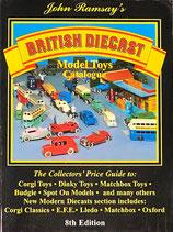 John Ramsay's British Diecast Model Toys Catalogue