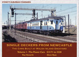 Sydney Suburban Standards Single Deckers From Newcastle by Roy Howarth and Glenn Ryan