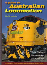 A Guide to Australian Locomotion 2009 ed. by Walters Baker and Peadon. as new condition