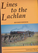 Lines to the Lachlan by Lawrence Ryan revised edition