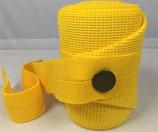 Rennbandagen elastisch mit Knopf