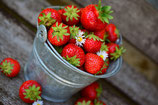 Erdbeere  30 ml/50 ml /100 ml
