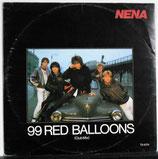 "NENA - 99 Red Balloons 12"""