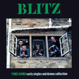 BLITZ - Time Bomb Early Singles And Demos Collection LP