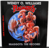 PLASMATICS / WENDY O. WILLIAMS - Maggots: The Record LP