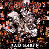 PESTPOCKEN / BAD NASTY - Split LP
