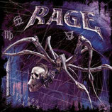 RAGE - Strings To A Web LP