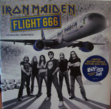 "IRON MAIDEN - ""Flight 666"" 2LP"