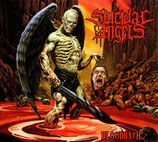 "SUICIDAL ANGELS - ""Bloodbath"" LP"