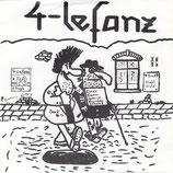 """4-LEFANZ - Einer Kann Immer Daneben gehen E.P. 7"""""""