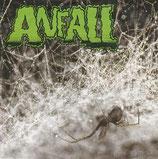 """ANFALL - Anfall (Geld Macht Wahnsinn) E.P. 7"""""""