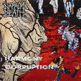 "NAPALM DEATH - ""Harmony Corruption"" LP"