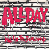 ALL DAY - War On The Boulevard E.P. 7""