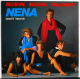 """NENA - Irgendwie - Irgendwo-Irgendwann (Special 12"""" Dance Mix) 12"""""""