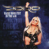 "DORO - Raise Your Fist In The Air  10"" E.P."