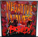 BORED! - Negative Waves LP