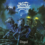 "KING DIAMOND - ""Abigail"" 2LP"